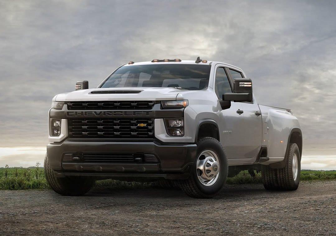 2020 Yeni Kasa Chevrolet Silverado HD Teknik Özellikleri