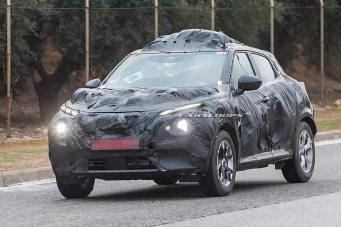 2020 Yeni Kasa Nissan Juke (MK2)
