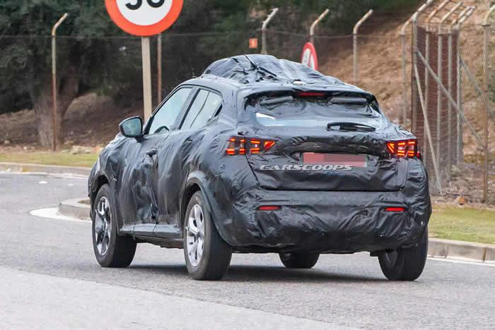 2020 Yeni Kasa Nissan Juke (MK2) Ne Zaman Çıkacak?