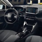 2020 Yeni Kasa Peugeot 208 Kokpiti