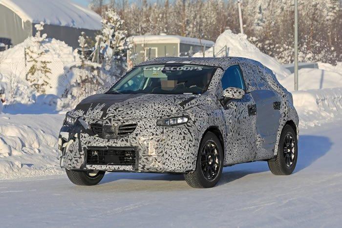 2020 Yeni Kasa Renault Captur (MK2)