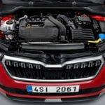 2020 Yeni Skoda Kamiq Motoru