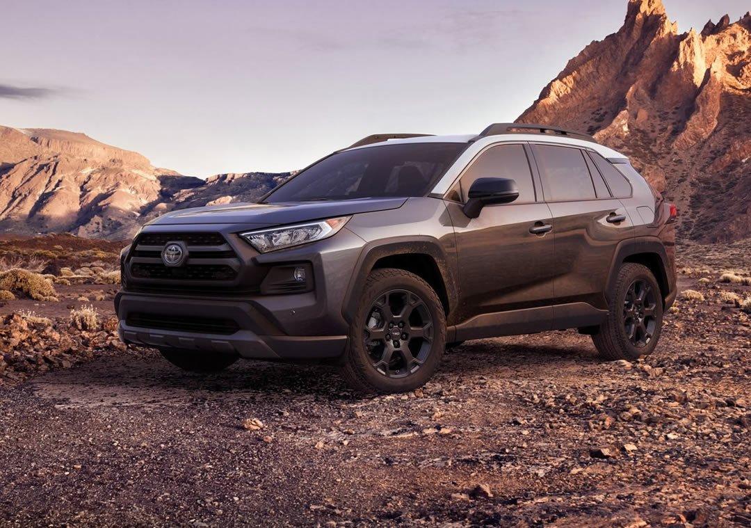 2020 Yeni Toyota RAV4 TRD Off Road Özellikleri