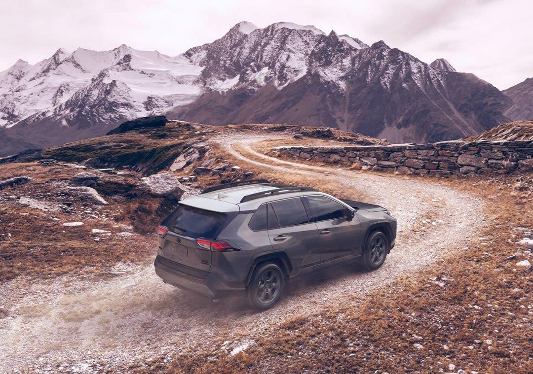 2020 Yeni Toyota RAV4 TRD Off Road Teknik Özellikleri