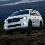 2020 Yeni Toyota Sequoia TRD Pro Özellikleri