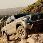 2020 Yeni Toyota Tacoma Özellikleri