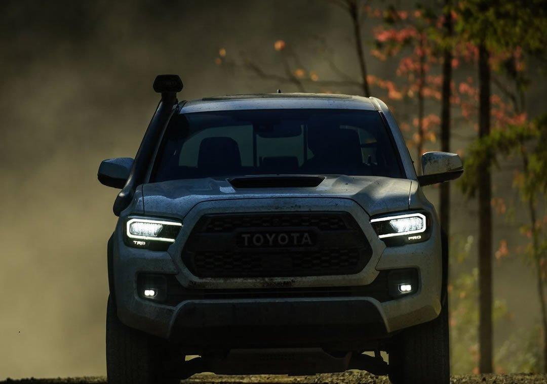 2020 Yeni Toyota Tacoma Fotoğrafları