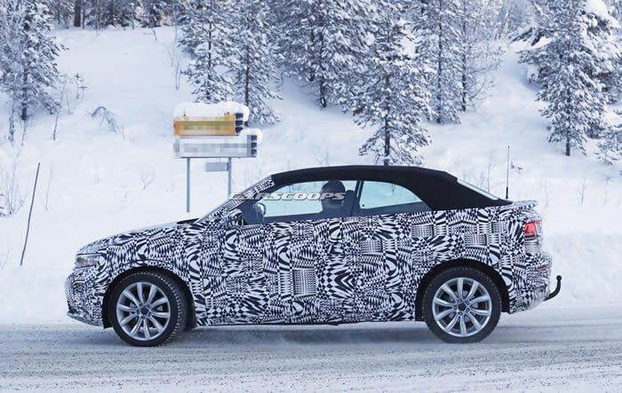 Yeni Volkswagen T-Roc Cabriolet