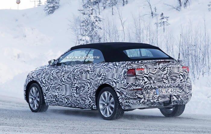 2020 Yeni Volkswagen T-Roc Cabriolet Ne Zaman Çıkacak?