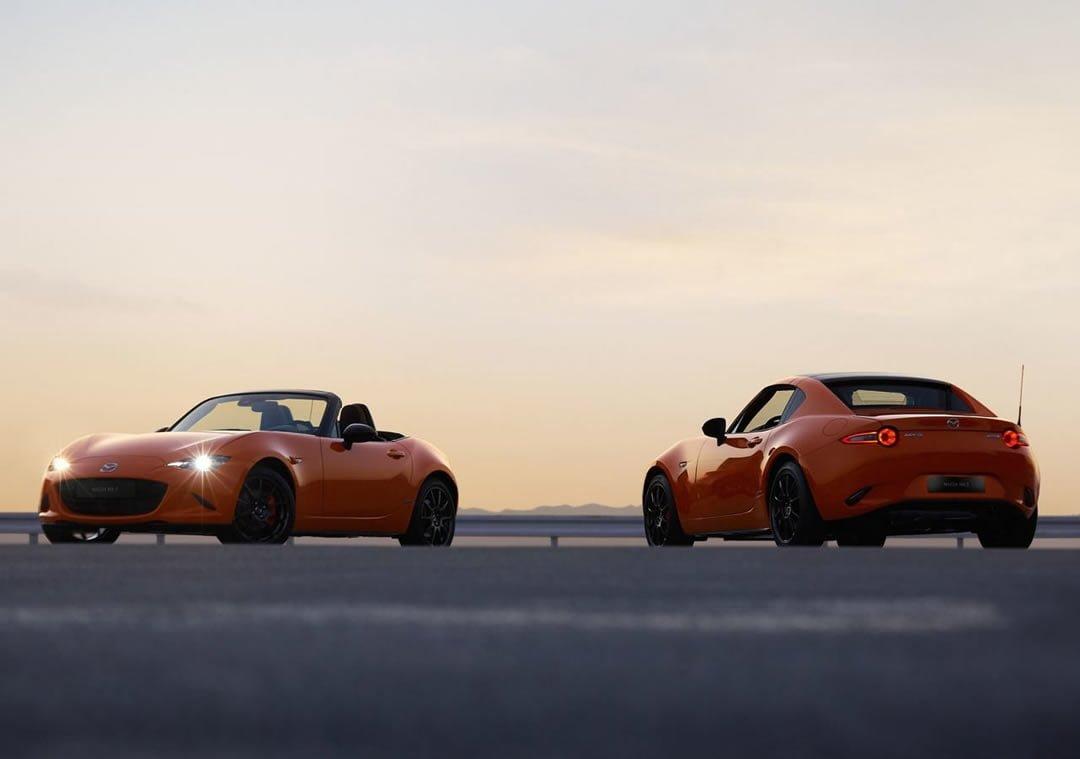 30. Yıla Özel 2019 Mazda MX-5 Donanımları