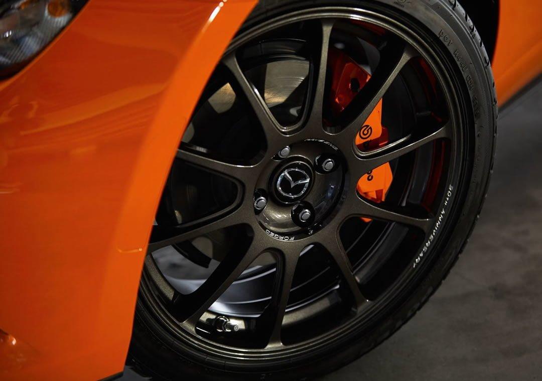 30. Yıla Özel Mazda MX-5 Jantları