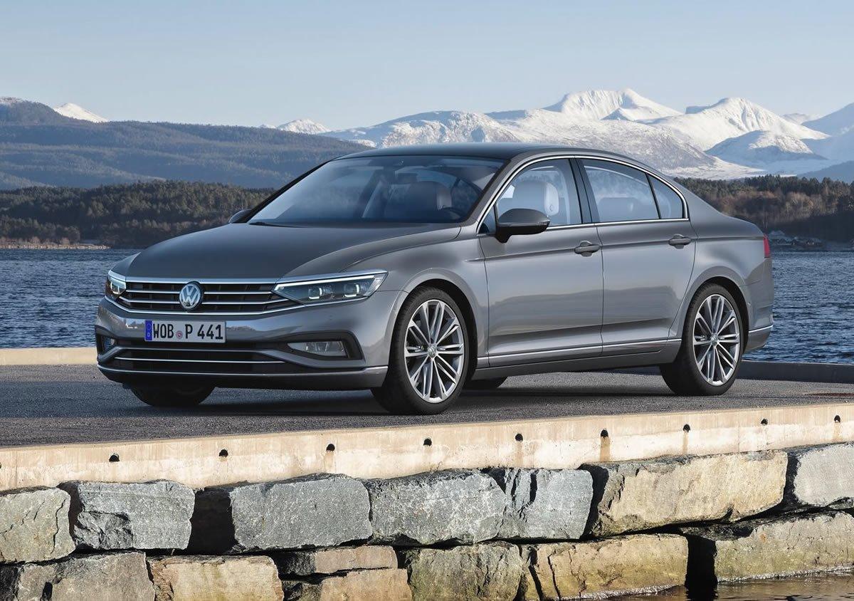 Makyajlı 2019 Yeni Volkswagen Passat Özellikleri