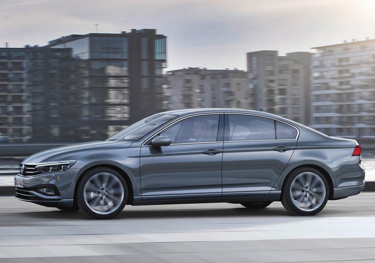 Makyajlı 2019 Yeni Volkswagen Passat Teknik Özellikleri
