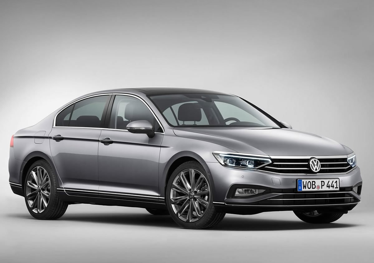 Makyajlı 2019 Yeni Volkswagen Passat