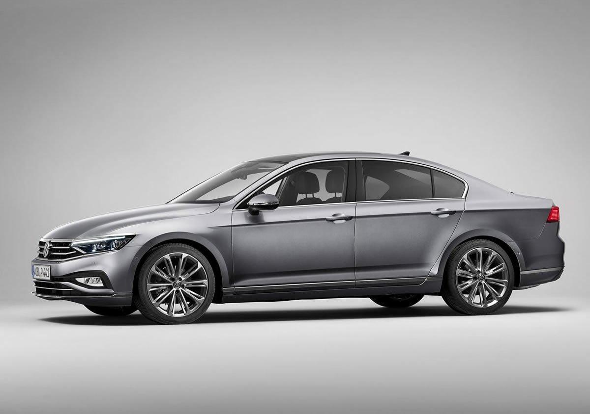 Makyajlı 2019 Yeni Volkswagen Passat Türkiye