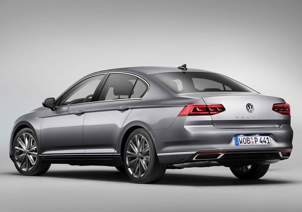 Makyajlı 2019 Yeni Volkswagen Passat Donanımları