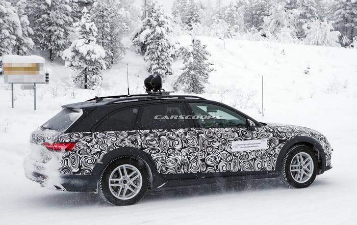 Makyajlı 2020 Audi A4 Allroad Ne Zaman Çıkacak?