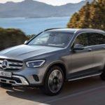 Makyajlı 2020 Mercedes-Benz GLC Donanımları
