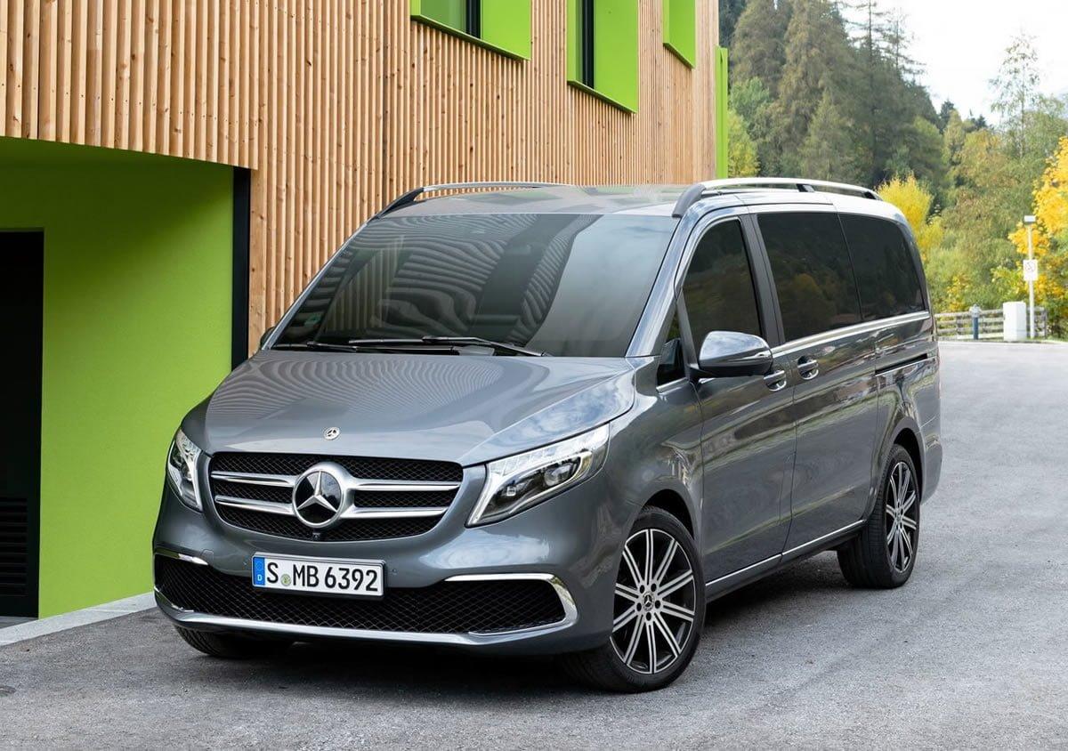 Makyajlı 2020 Mercedes-Benz V-Serisi Özellikleri