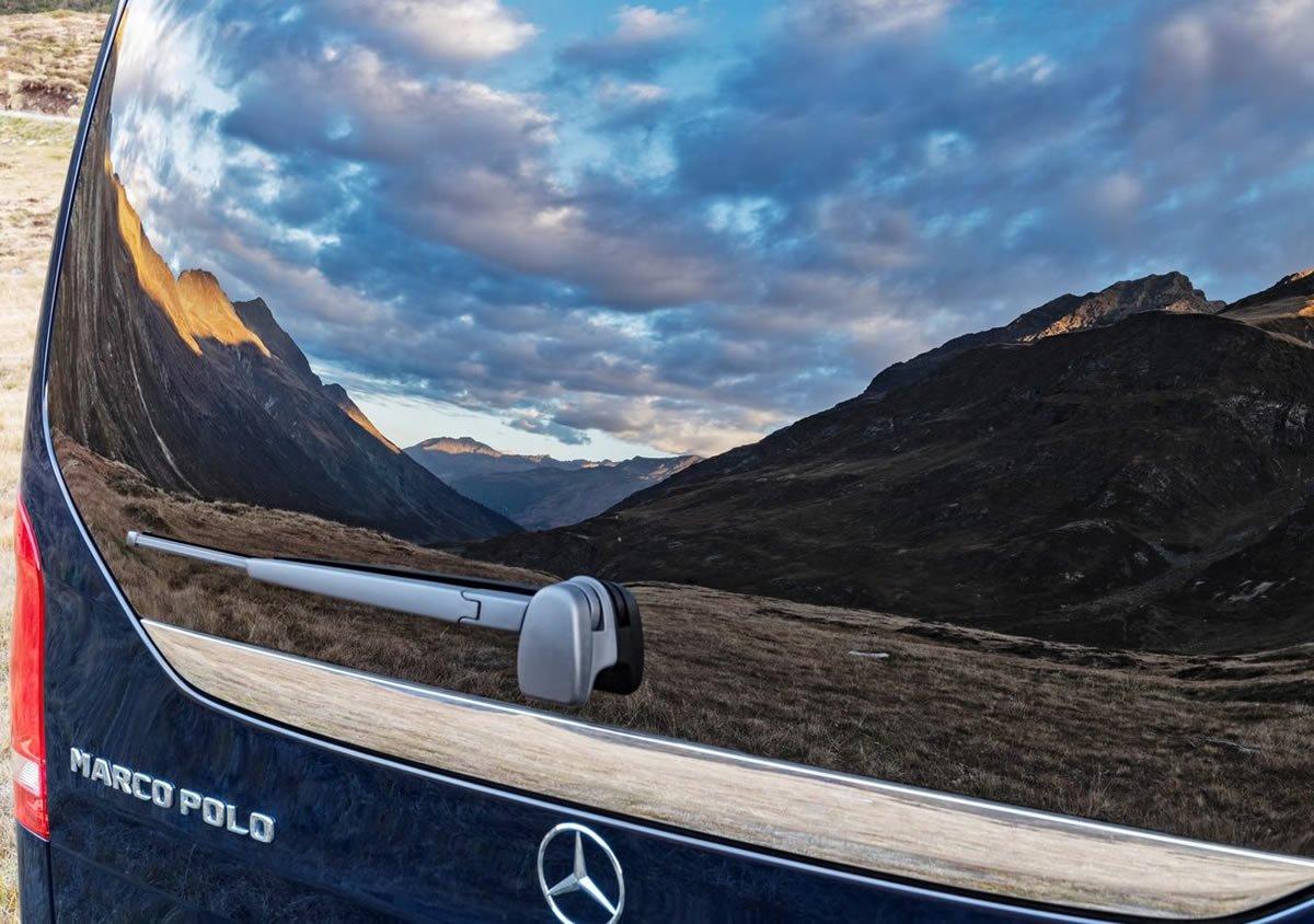Makyajlı Mercedes-Benz V Serisi Türkiye