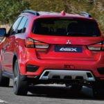 Makyajlı 2020 Yeni Mitsubishi ASX Fotoğrafları