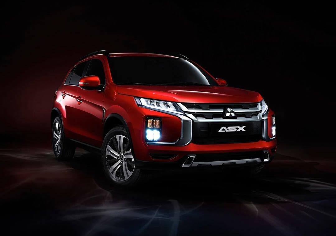Makyajlı 2020 Yeni Mitsubishi ASX Donanımları