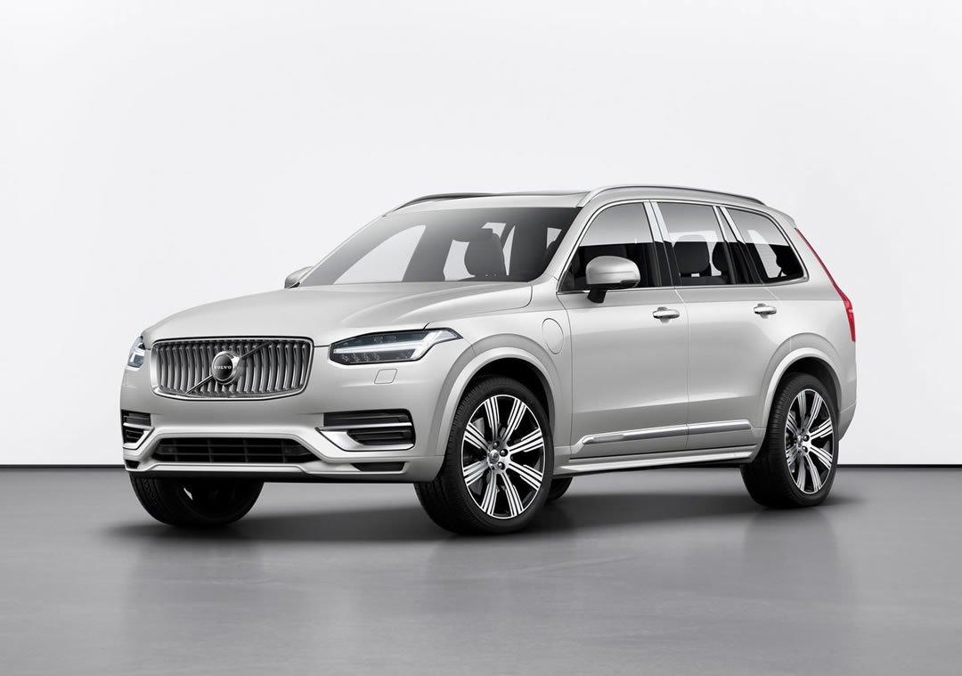 Makyajlı 2020 Yeni Volvo XC90 Özellikleri