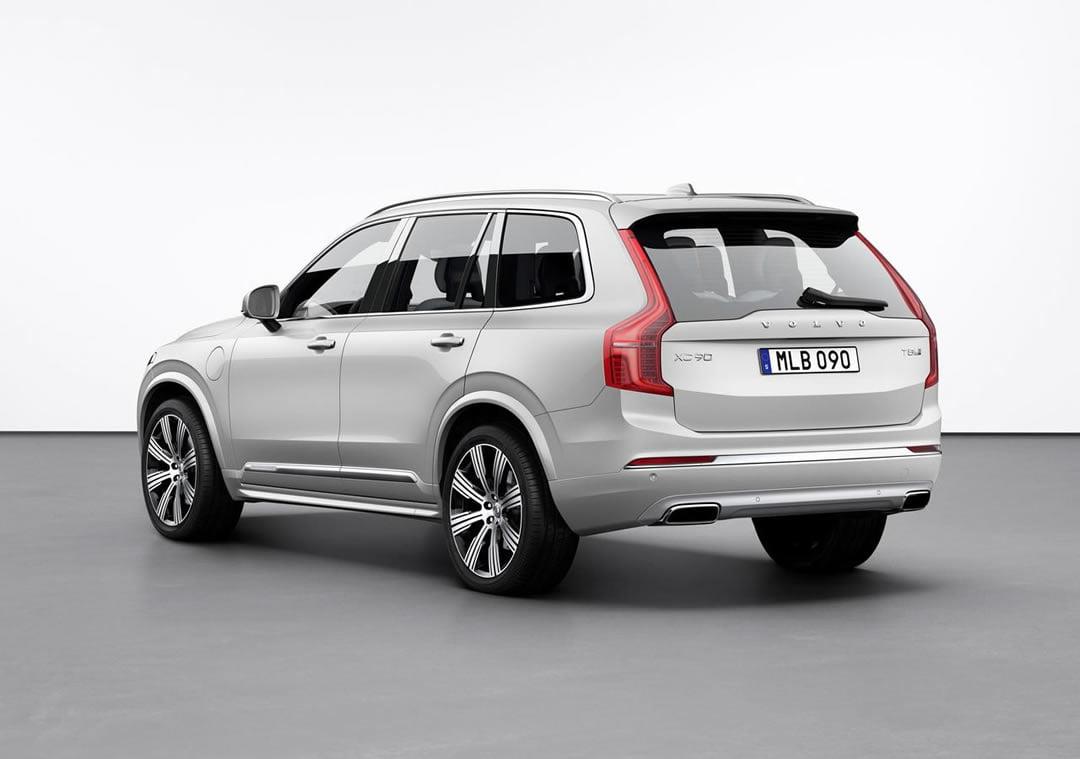 2020 Yeni Volvo XC90
