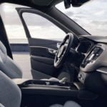 2020 Yeni Volvo XC90 İçi