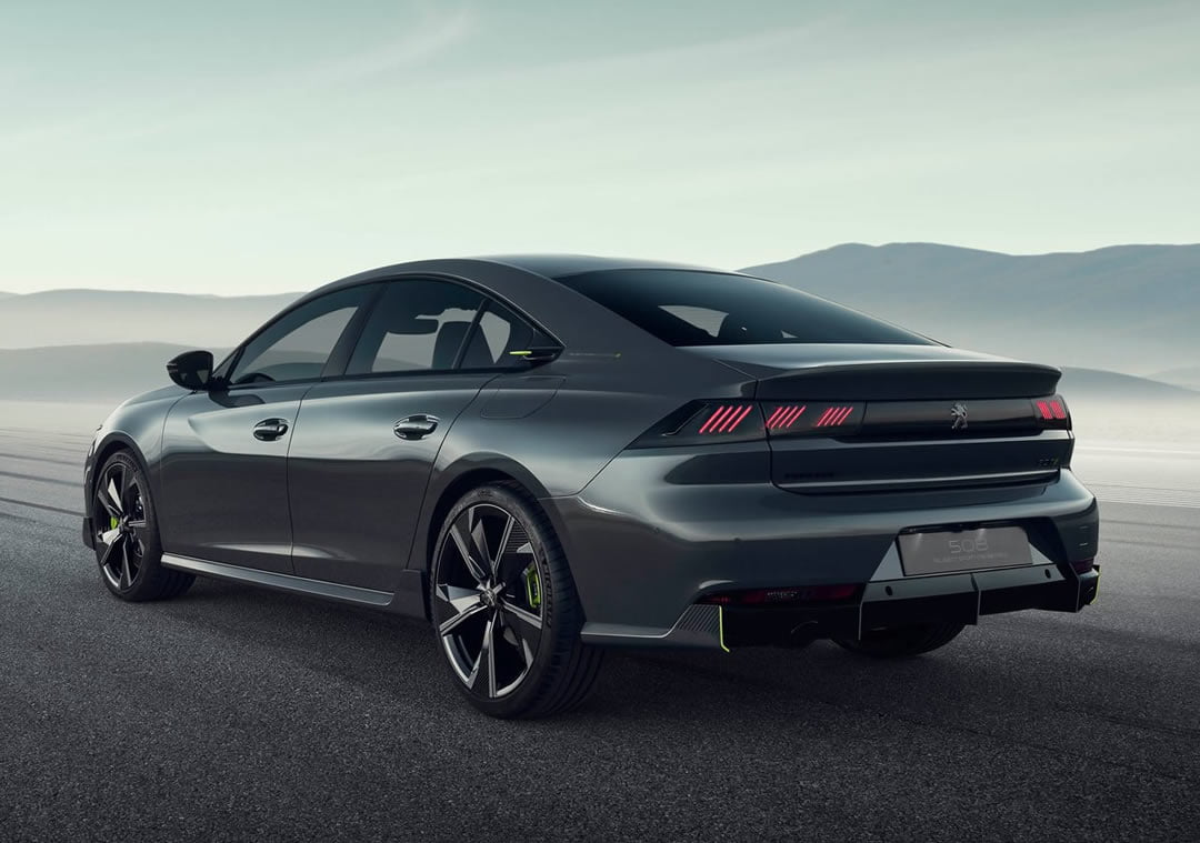 2019 Peugeot 508 Sport Engineered Özellikleri