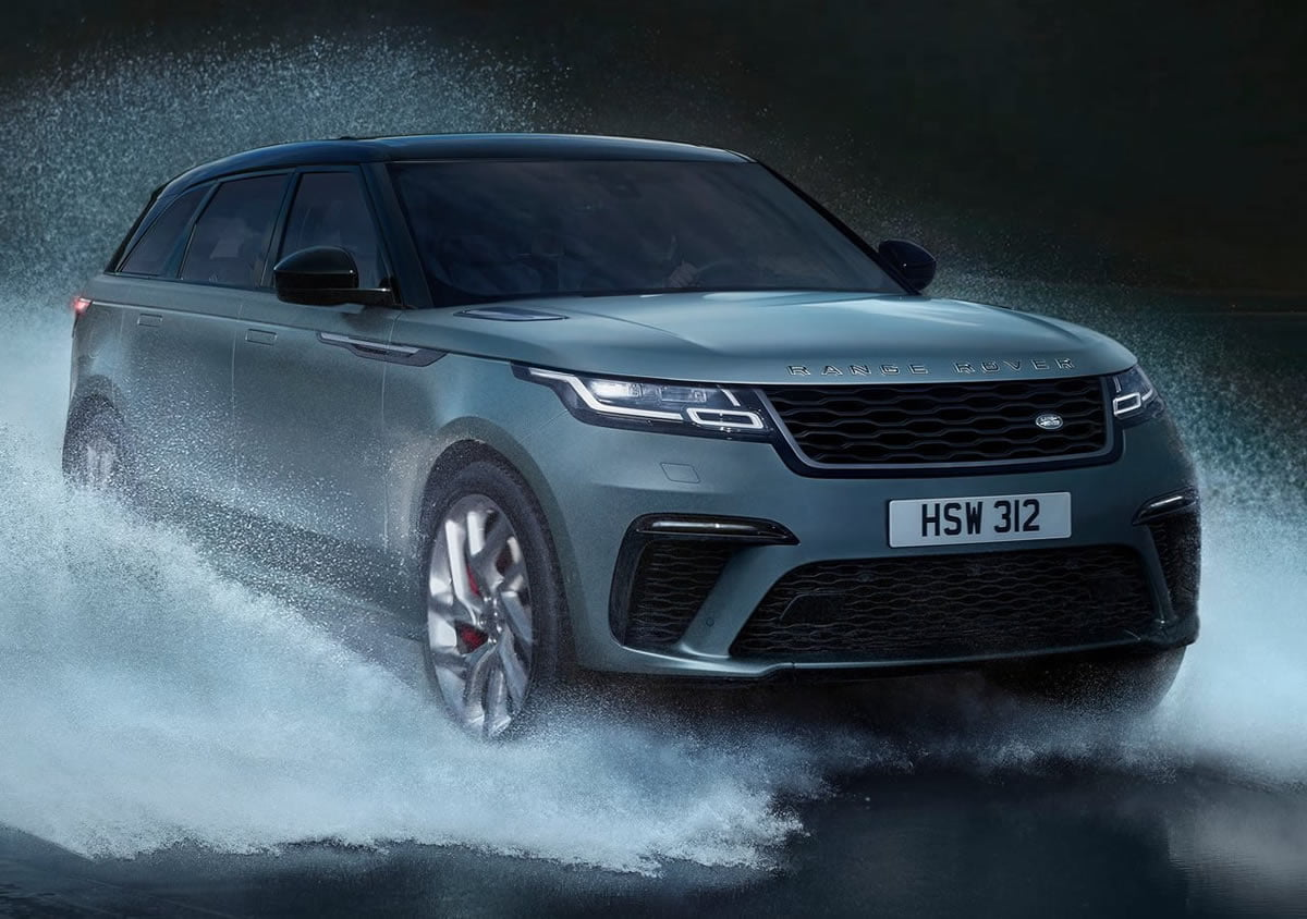 2019 Range Rover Velar SVAutobiography Dynamic Edition