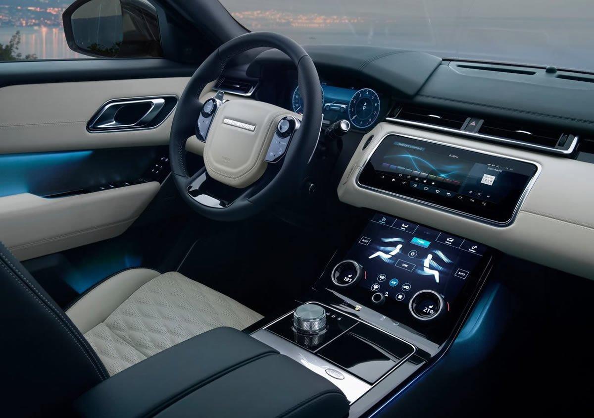 Range Rover Velar SVAutobiography Dynamic Edition İçi
