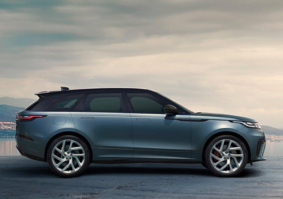 2019 Range Rover Velar SVAutobiography Dynamic Edition Teknik Özellikleri