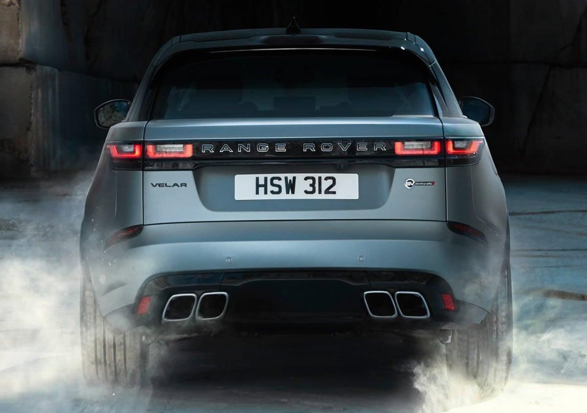 Range Rover Velar SVAutobiography Dynamic Edition Donanımları