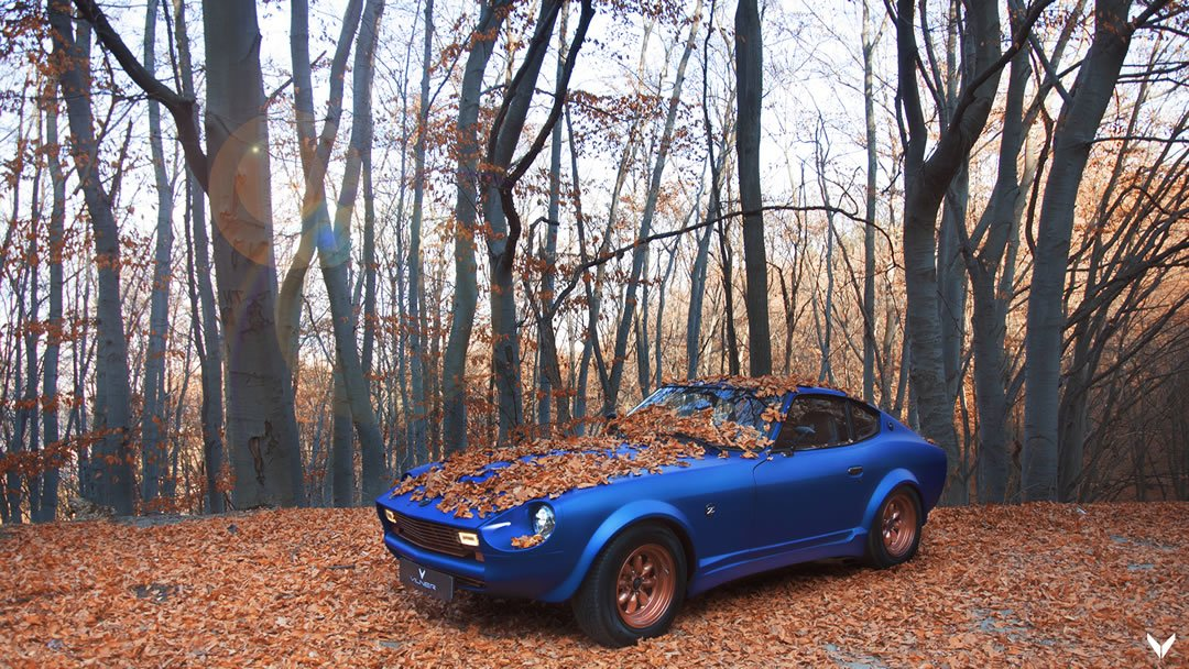 Vilner Tuning Datsun 280Z