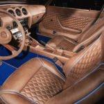 Vilner Datsun 280Z Kokpiti