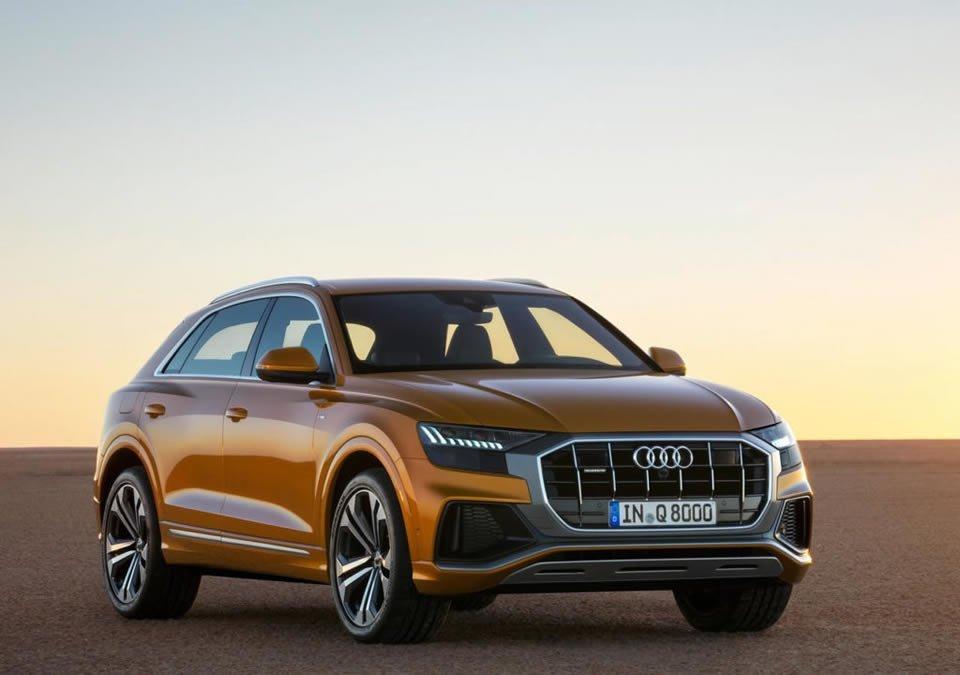 Audi Q8 2019 Fiyatı