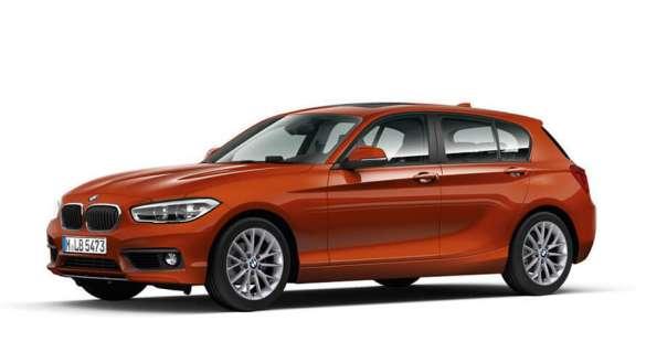 2019 BMW 1 Serisi One Edition