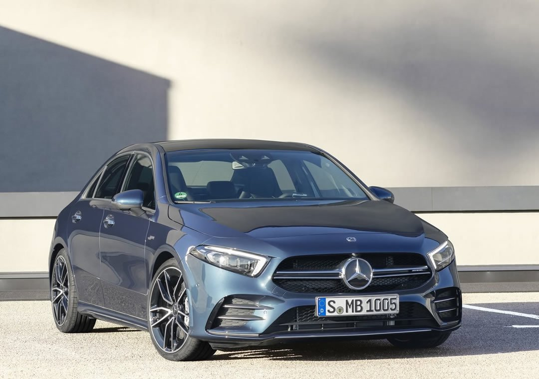 2019 Mercedes-AMG A35 4Matic Sedan Özellikleri