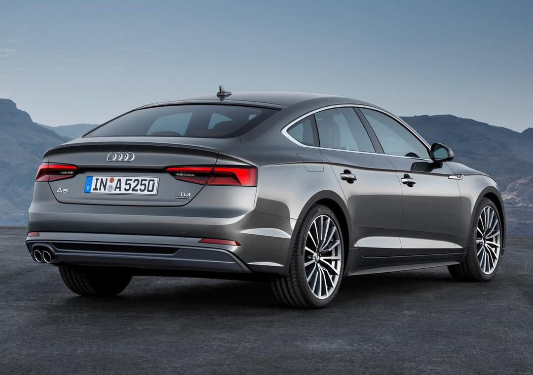 2019 Model Audi A5 Sportback Fiyatı