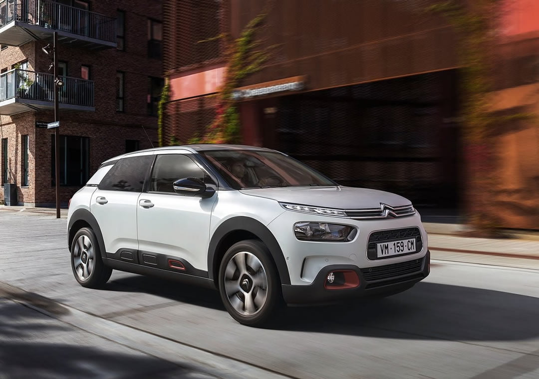 2019 Model Citroen Cactus Türkiye