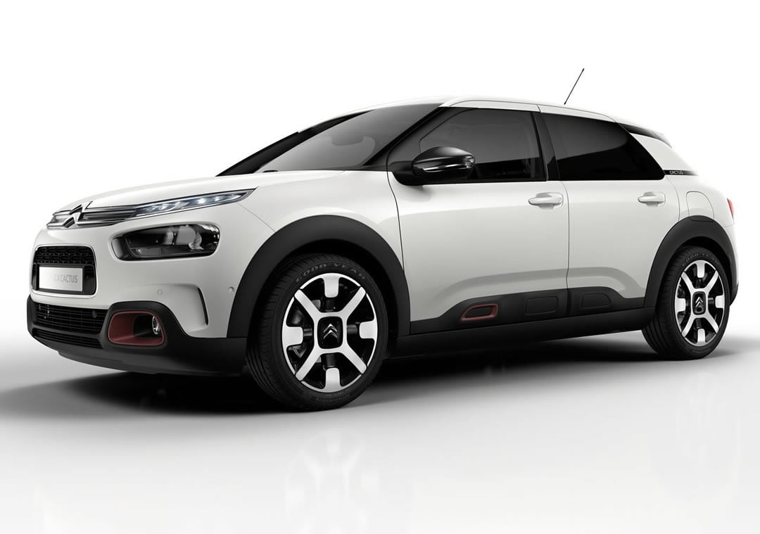 2019 Model Citroen Cactus Shine