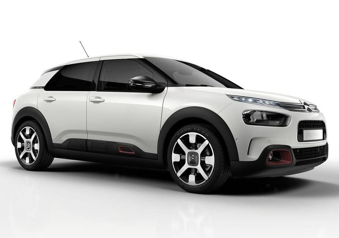 2019 Model Citroen Cactus Feel