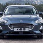 2019 Model Ford Focus Hatchback