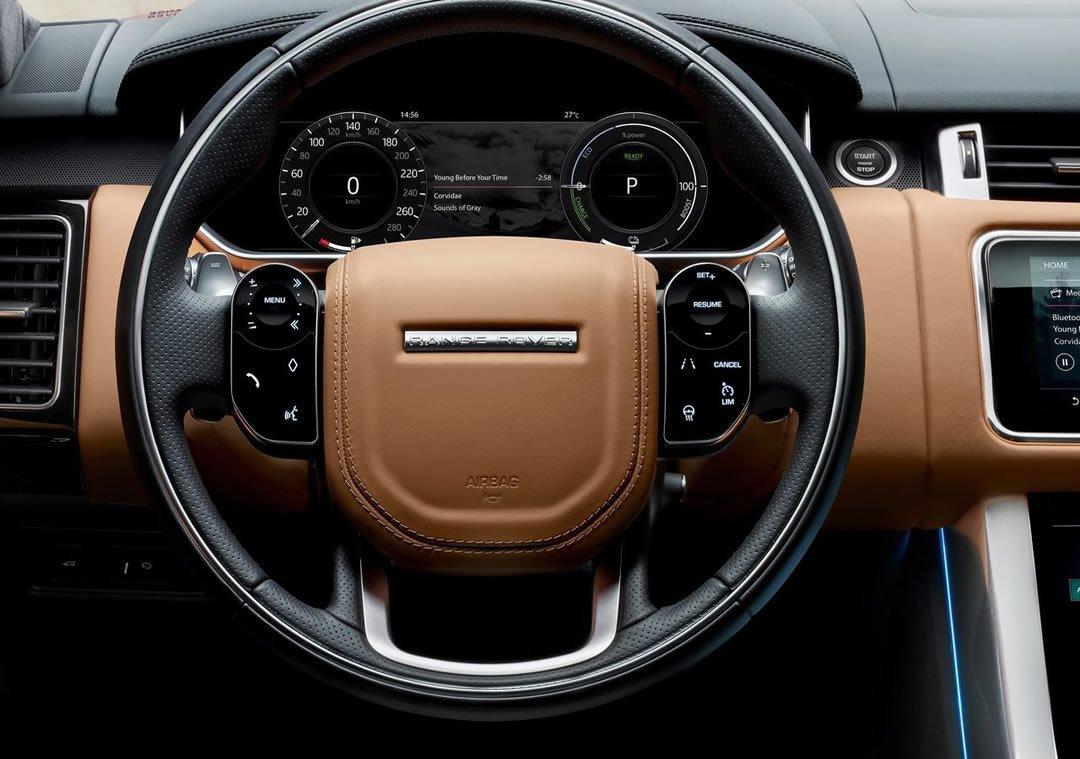 2019 Range Rover Sport PHEV Donanımları