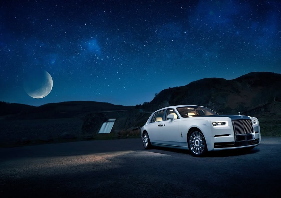 2019 Rolls-Royce Phantom Tranquillity