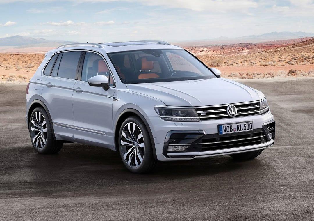 Volkswagen Tiguan Comfortline >> 2019 VW Tiguan 1.5 TSI Türkiye Fiyatı Açıklandı - Oto Kokpit