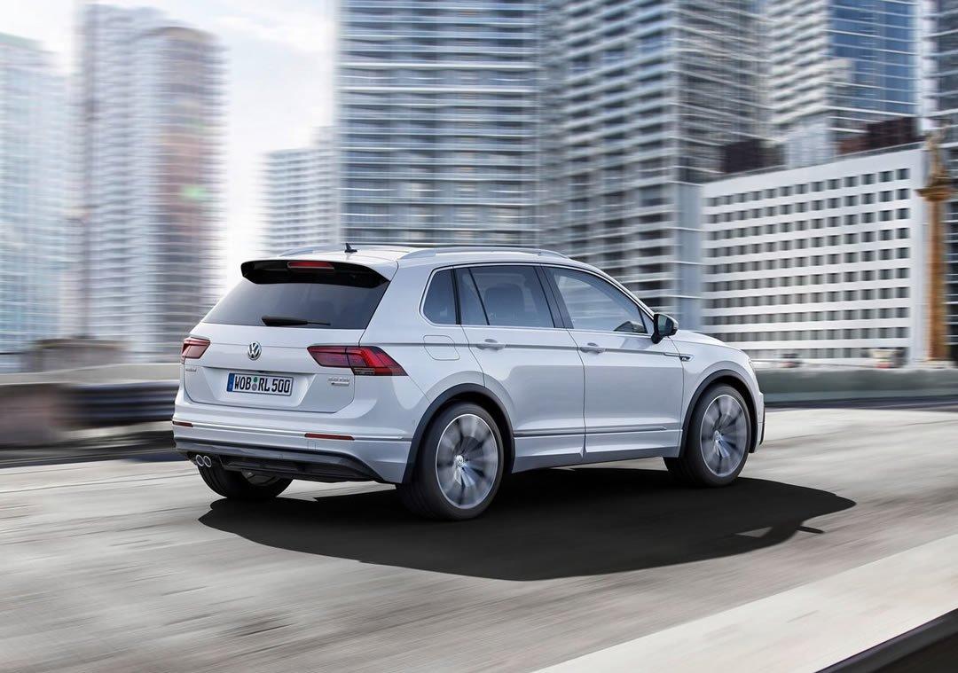 2019 VW Tiguan 1.5 TSI Teknik Özellikleri