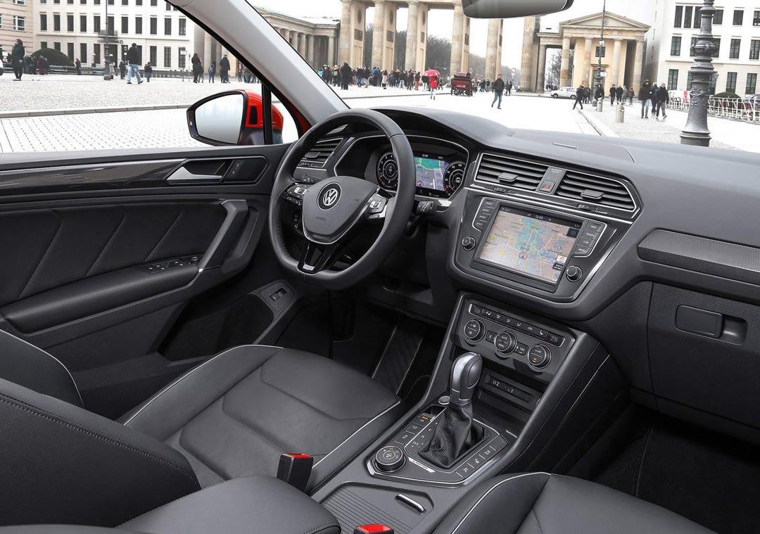 2019 VW Tiguan 1.5 TSI