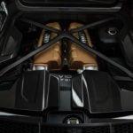 Yeni Audi R8 V10 Decennium Motoru